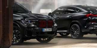 BMW X Series Limited Editions In Frozen Black Metallic-Brand Spur Nigeria