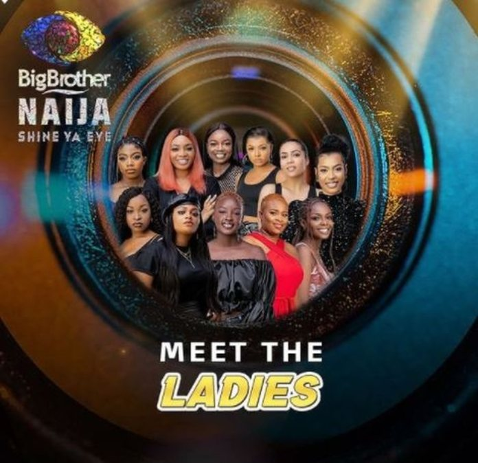 The Female Housemates Of The BBNaija 'Shine Ya Eye' Season Are Unveiled
