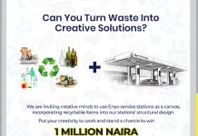 Enyo Is Giving Creatives A Chance On Innovative Recycling With Its Open Ideas Competition-Brand Spur Nigeria