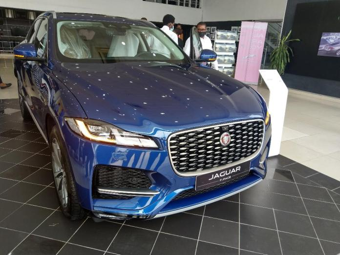All You Need To Know About The New Jaguar F Pace-Brand Spur Nigeria