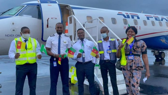 Air Peace Inaugurates Flight Operations To Cameroon-Brand Spur Nigeria