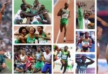 A Snapshot of Team Nigeria At The Olympics-Brand Spur Nigeria