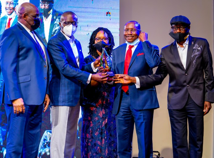 Sanwo-Olu Bags Outstanding Political Brand Icon Of The Year-Brand Spur Nigeria