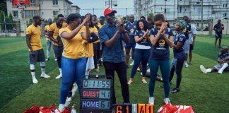 VBank Maintains Dominance In Sports Development-Brand Spur Nigeria