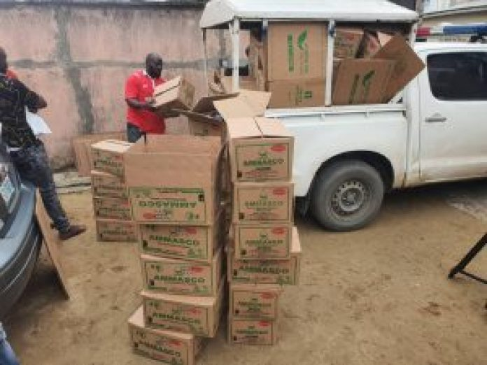 SON Bursts Syndicate Adulterating Lubricants In Lagos-Brand Spur Nigeria