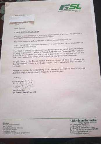 Fidelity Bank Lay-Off Over 200 Staff Amidst High Unemployment Rate - Brand Spur