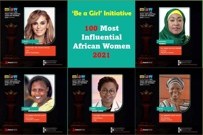 Meet Top Most Influential African Women 2021-Brand Spur Nigeria