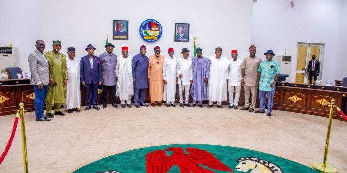 What Southern Governors Said About The VAT Collection Tussle With FG