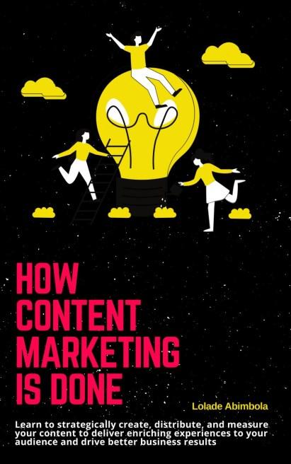 Content Marketing -Brand Spur Nigeria