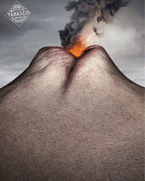 tabasco volcano