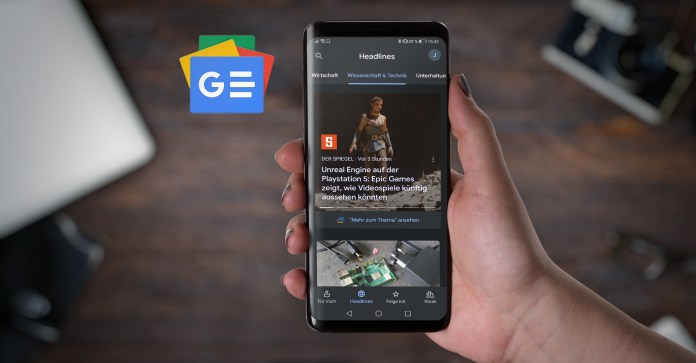 Google Wants You To Think Of Its Search App When It Comes To Breaking News