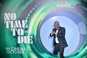 Heineken hosts James Bond No Time To Die movie screening in grand style