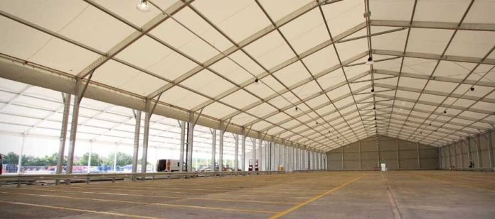 Benefits And Application of Temporary Buildings - Brand Spur