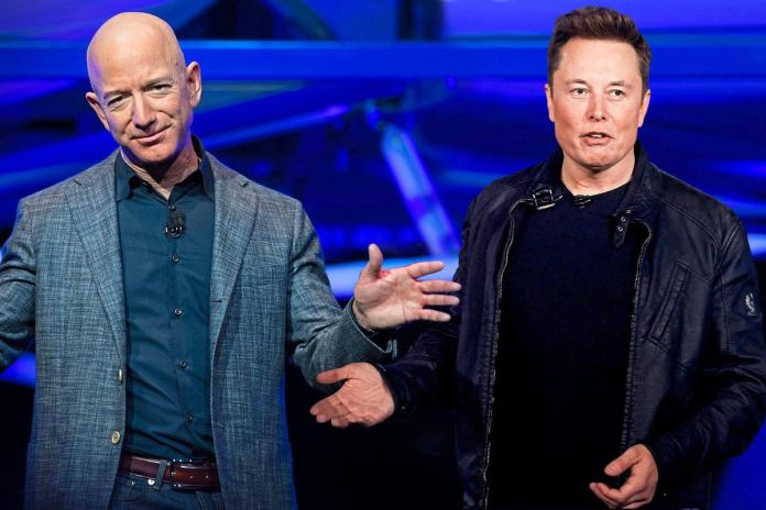 Jeff Bezos, Elon Musk Amongst World's Stingiest Billionaire