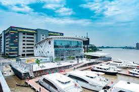 Lagos State Water Transport Usage Rises To 3.2% In 2021