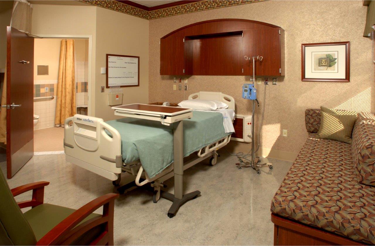Chandler Regional Hospital Third Amp Fourth Floors Chandler Arizona