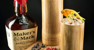 Maker ́s Mark y Dry Martini By Javier de las Muelas,