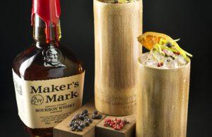 Maker ́s Mark y Dry Martini By Javier de las Muelas,