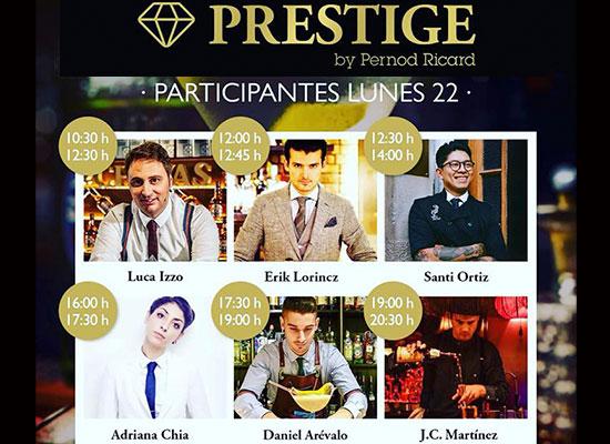 Pernod Ricard Trae a Madrid Fusión Prestige Academy