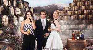 JAMES MARSDEN, SHANINA SHAIK Y SUKI WATERHOUSE CELEBRAN EL DÍA INTERNACIONAL DEL SCOTCH WHISKY