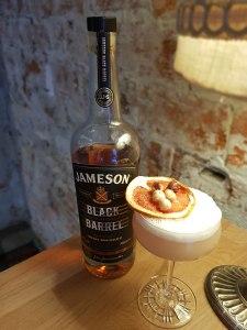 Coctel No Fear de Cristian Vaquero para la Jameson Bartenders Balls