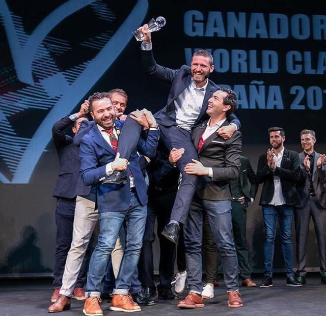 Mejor Bartender de la World Class España 2018