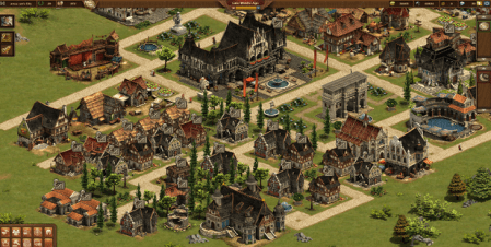 Top 10 Best Web Browser Games to Play Right Now   Brand Thunder Forge of Empires Browser Game