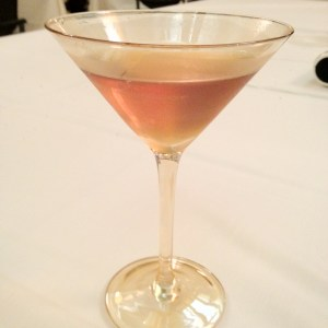 Woodford Reserve Holiday Spice Manhattan