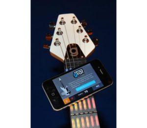gtar-app-on-phone