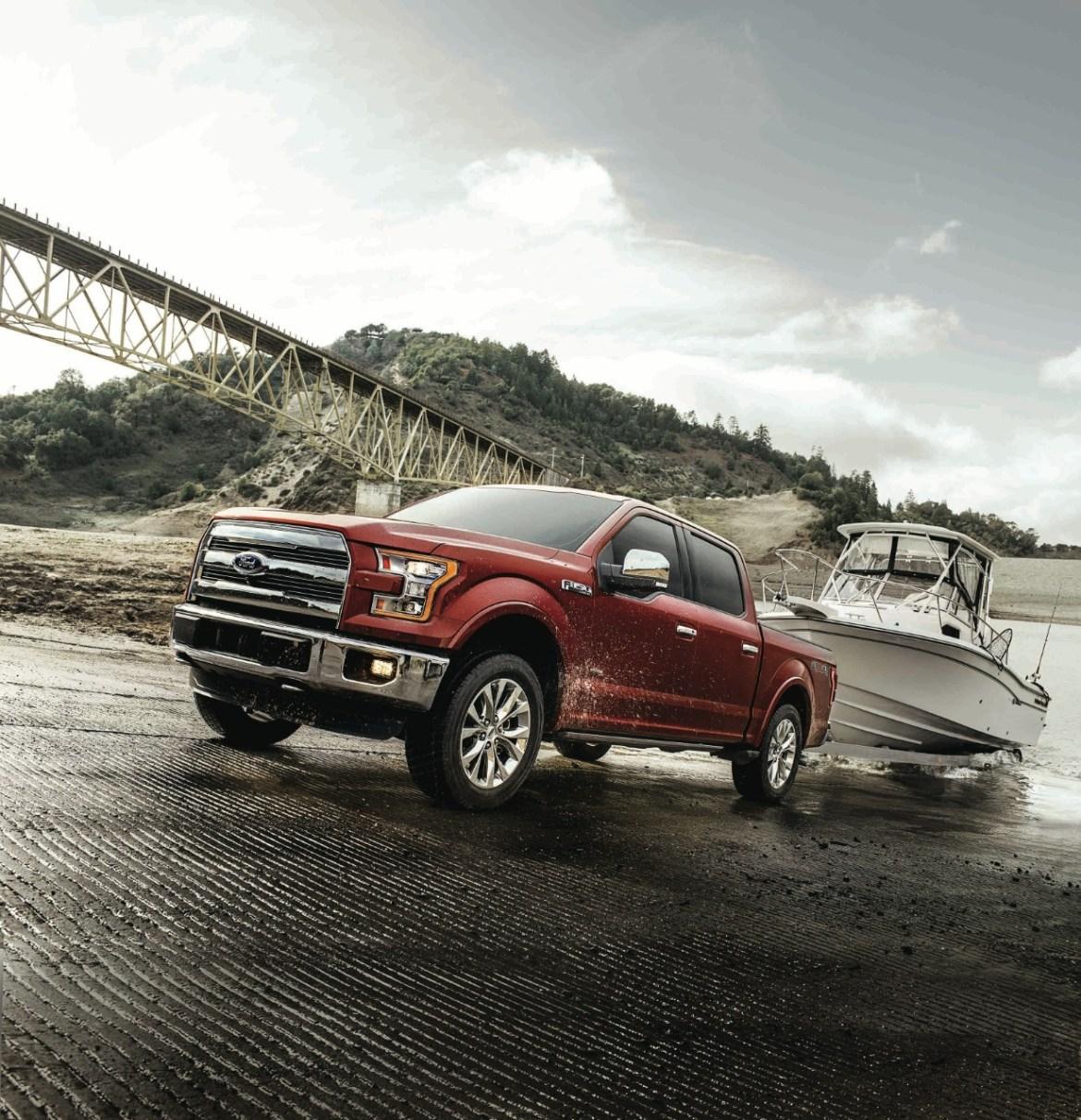 Americas best selling truck