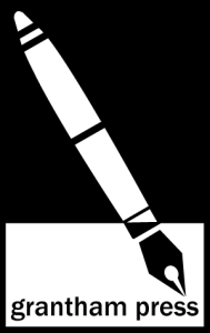Grantham Press Vertical Logo