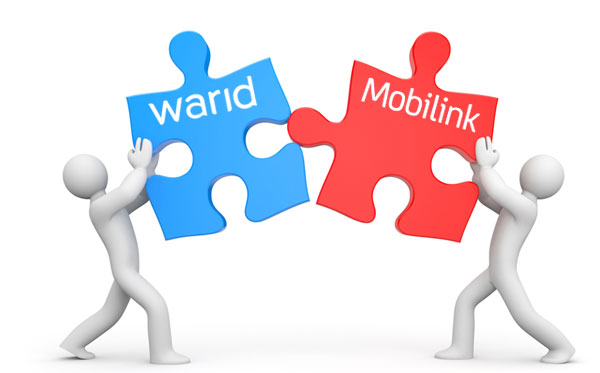 mobilink-warid-merger