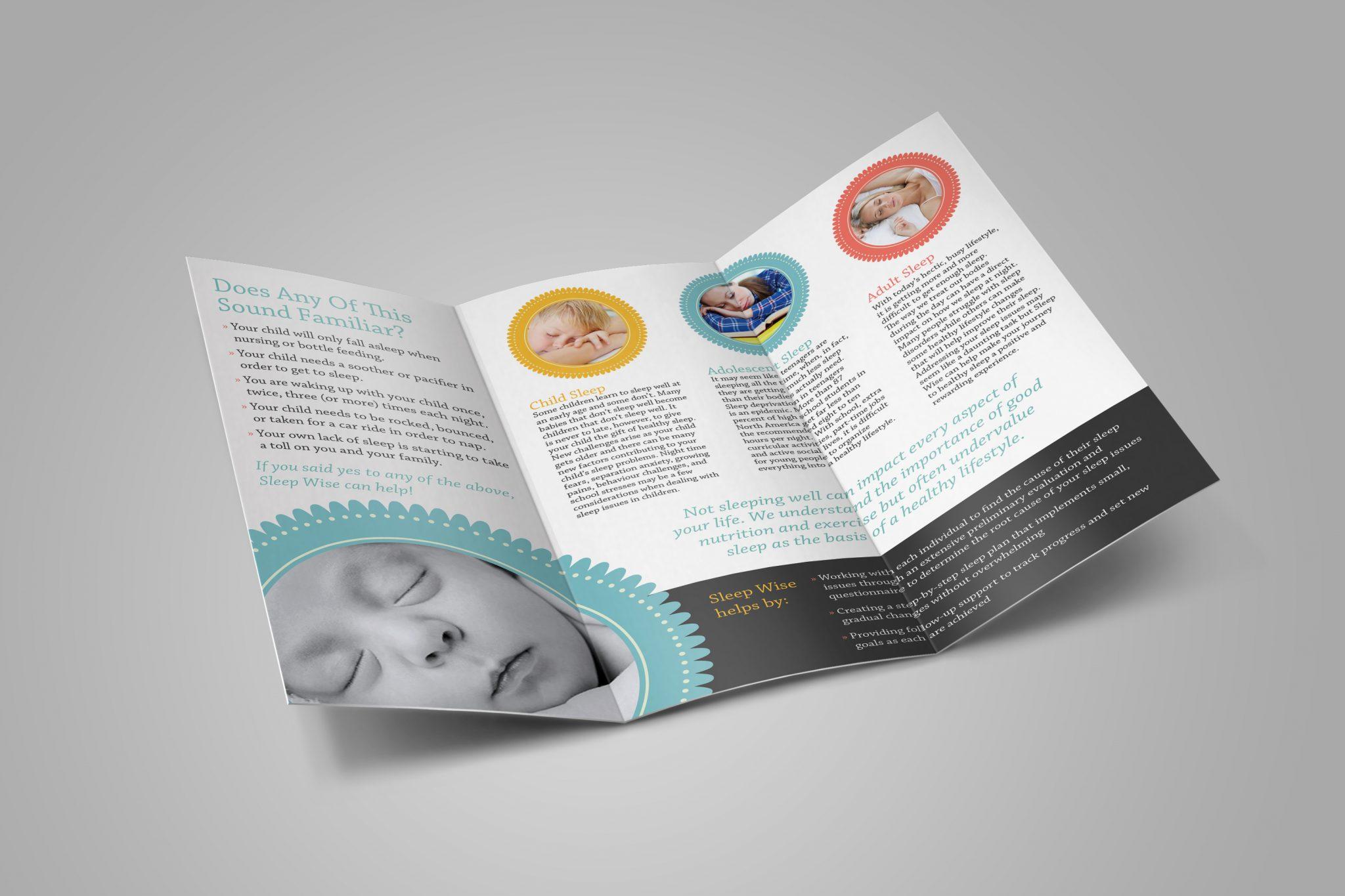 SleepWise brochure inside
