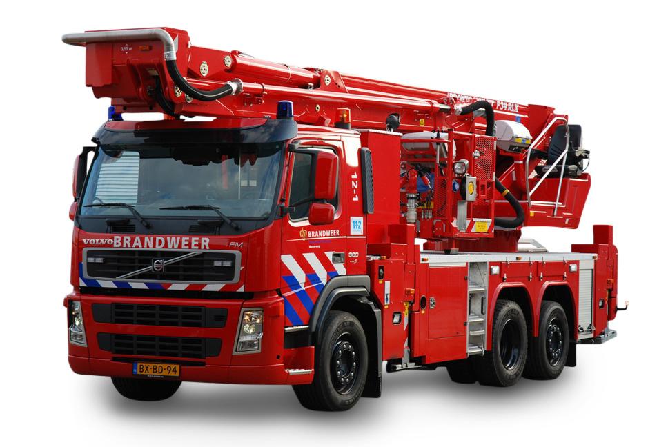 redvoertuig brandweer