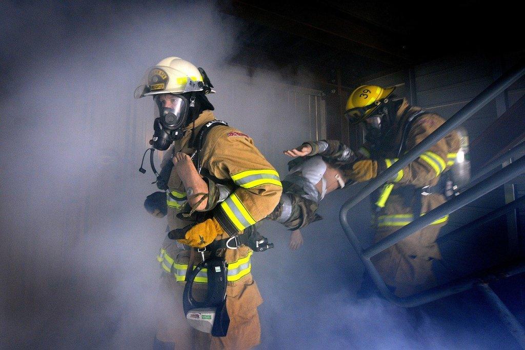 brandweer opleiding