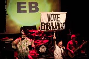 Vote Embajada