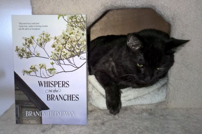 Whispers in the Branches, and Kitty