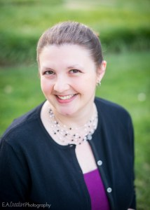 Brandy Heineman, Christian author & speaker