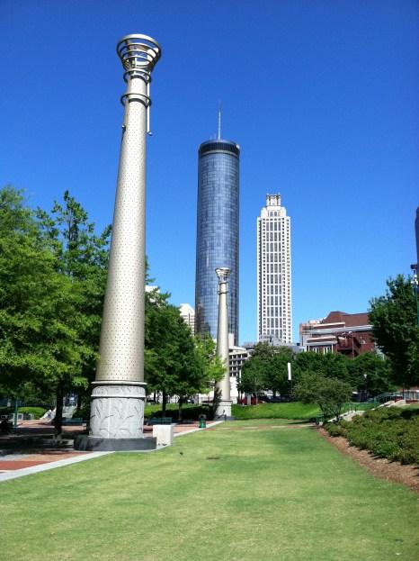 Olympic Plaza - Atlanta, Georgia