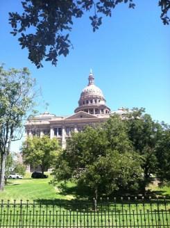 Capitol Building - Austin, Texas