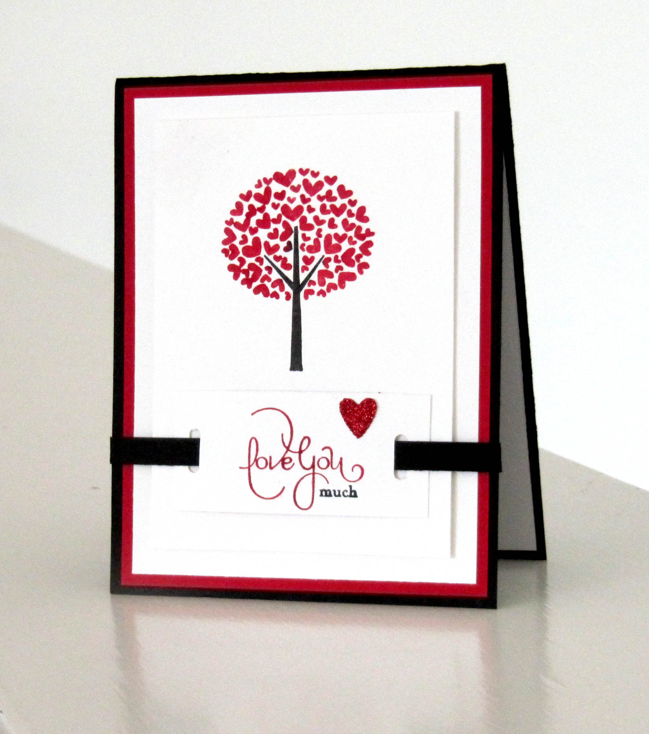 Valentine Defined Stamp Set From Stampin Up Card By