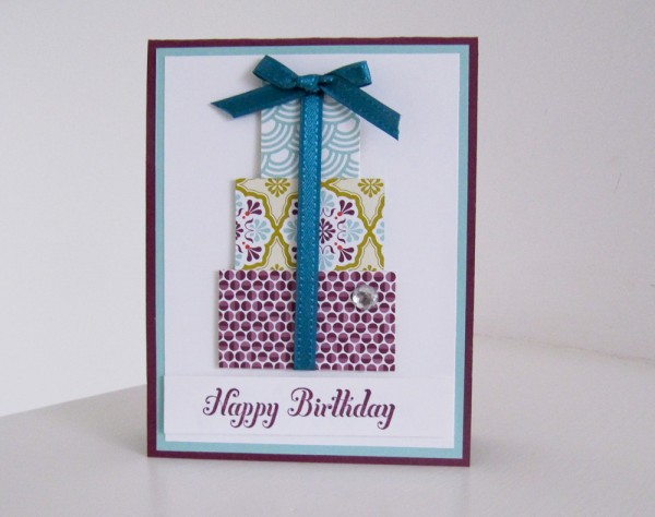 Stampin Up Sycamore Street Post By Demonstrator Brandy Cox