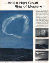 Сверхъестественное облако, образованное семью Ангелами 28 февраля 1963 года. Эта фотография взята из журнала «Жизнь» за 17 мая 1963 года.