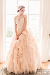 Blush-Wedding-Dress
