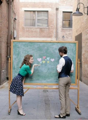 NYC Wedding Photography - Engagement Shoot Props (22)