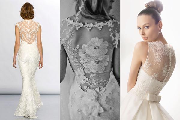 Gorgeous Wedding Dress Backs