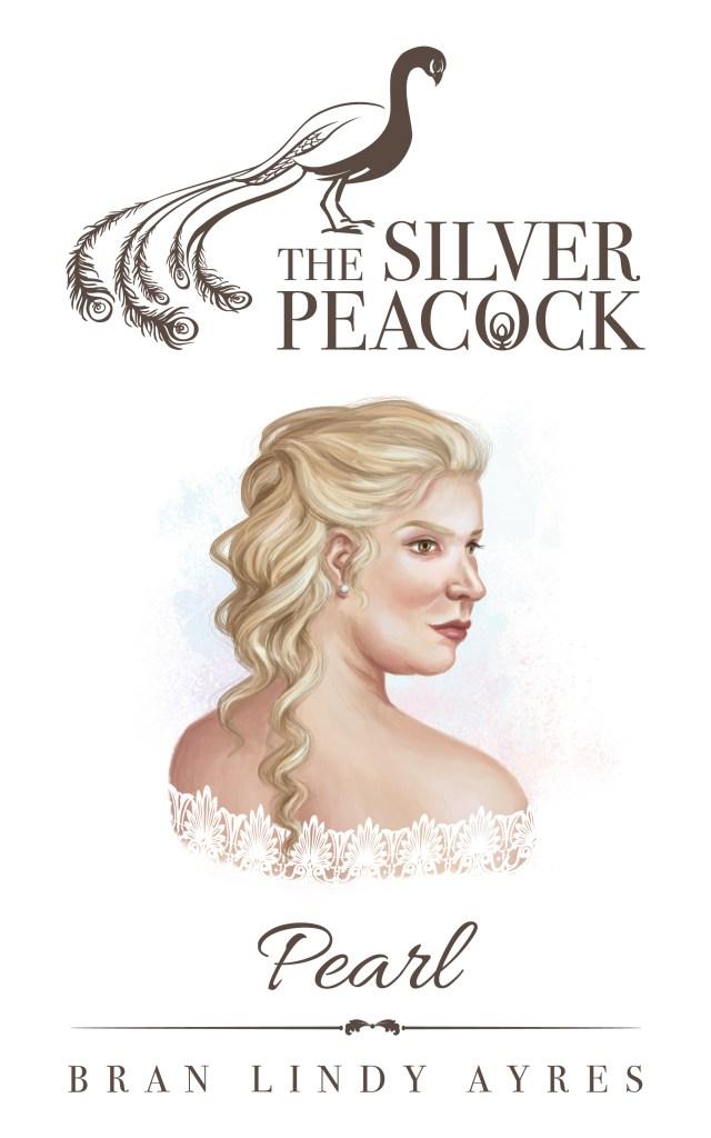 Silver Peacock Pearl