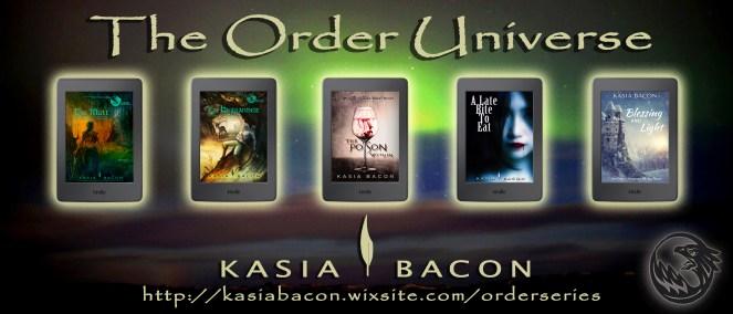 The Order Universe Banner Northen Lights