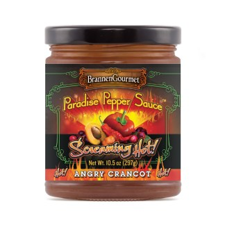 BrannenGourmet Angry Crancot Paradise Pepper Sauce - Redefining Pepper Jelly