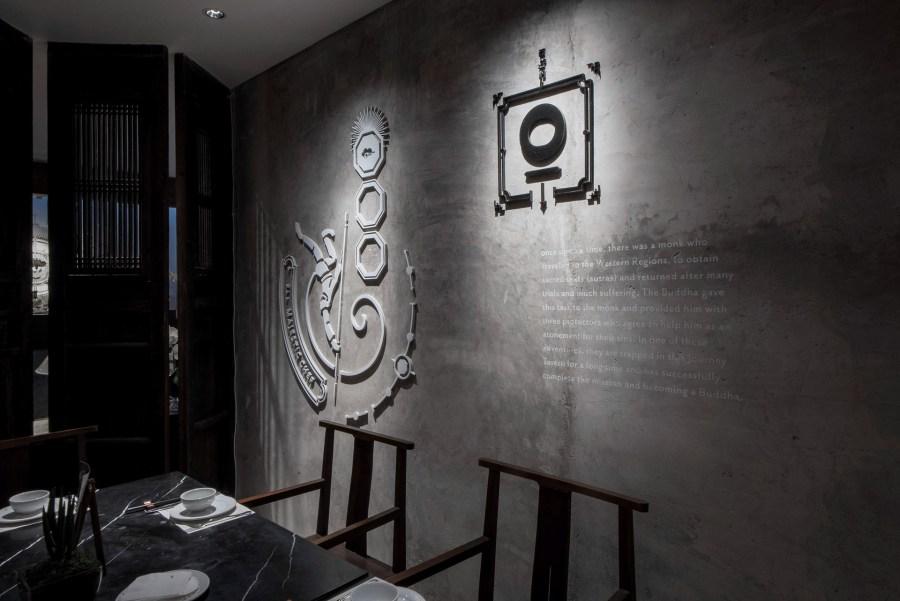 Visual Identity Oriental Restaurant
